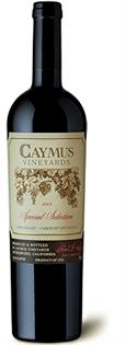 Caymus Vineyards Cabernet Sauvignon Special Selection 2013...